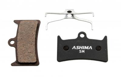 ashima paire de plaquettes hope tech 3 v4 semi metalliques