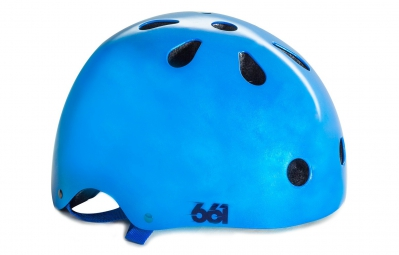 casque bol 661 sixsixone 2015 dirt lid bleu taille unique