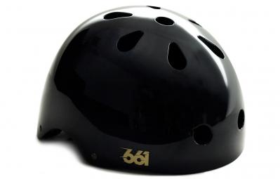 casque bol 661 sixsixone 2015 dirt lid noir taille unique