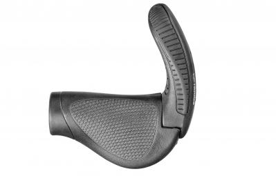 ergon poignees avec bar end pour gripshift gp3 noir