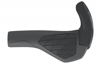 ergon poignees avec bar end gs2 noir