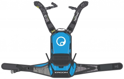 ergon sac a dos be1 enduro bleu