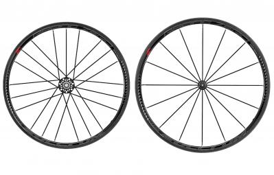 fulcrum paire de roues racing 0 carbon pneu shimano sram