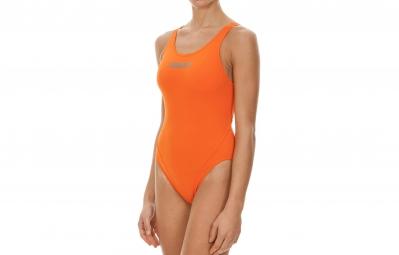 arena maillot de bain femme makinas high orange