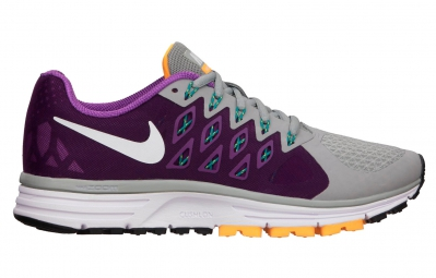 nike chaussures air zoom vomero 9 gris femme