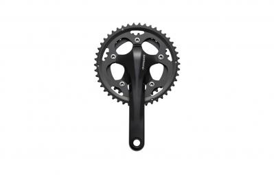 shimano pedalier cyclo cross fc cx50 46 36 175 mm noir