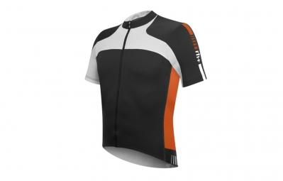 zero rh maillot agility fz noir blanc orange