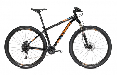 trek 2016 velo complet 29 x caliber 8 noir orange