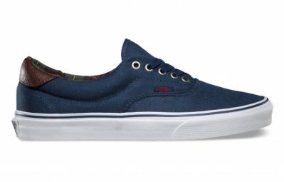 chaussures vans era 59 bleu