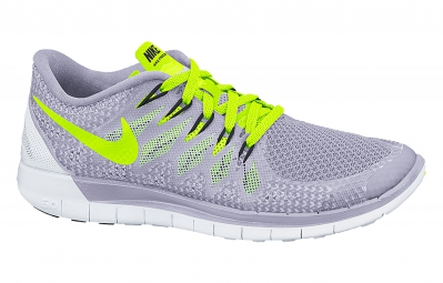 nike chaussures free 5 0 gris jaune femme