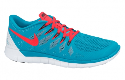 nike chaussures free 5 0 bleu homme