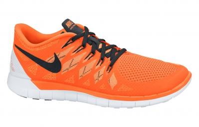 nike chaussures free 5 0 orange homme