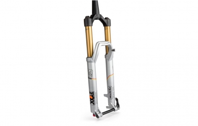 fox racing shox 2016 fourche 34 float factory 27 5 fit4 3 position 15mm conique gris