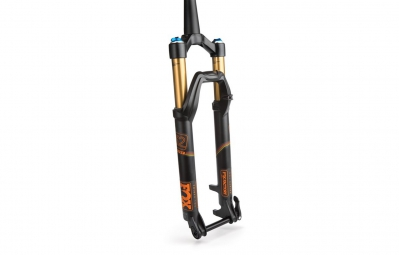 fox racing shox 2016 fourche 27 5 32 float factory fit4 3 pos remote 15mm conique no