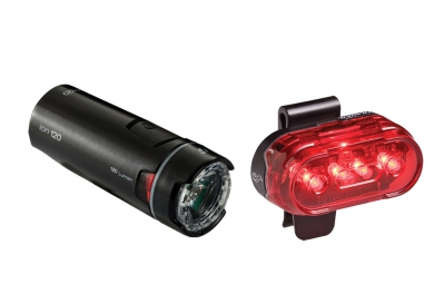 bontrager eclairages ion 120 flare 3