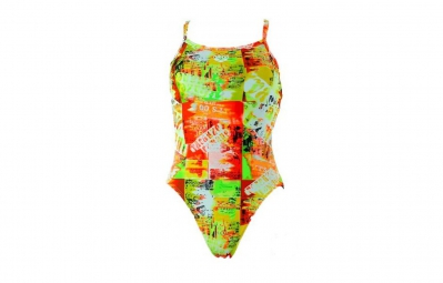 arena maillot de bain femme holidays challenge peacock multi