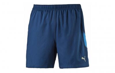 puma short 7 homme bleu