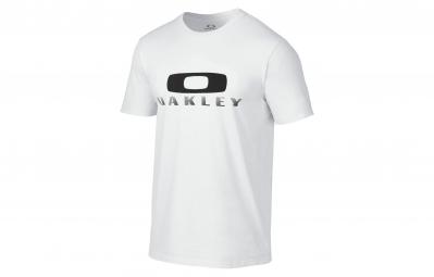 oakley t shirt griffin tee 2 0 blanc