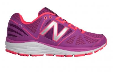 new balance chaussures w 770 v5 femme violet rose