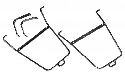 bontrager supports porte bagages lateraux pour back rack noir