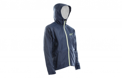 alpinestars 2015 veste all mountain bleu vert