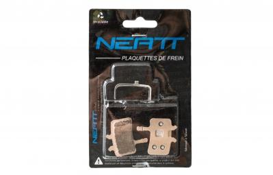 neatt plaquettes metalliques avid juicy and ball bearing