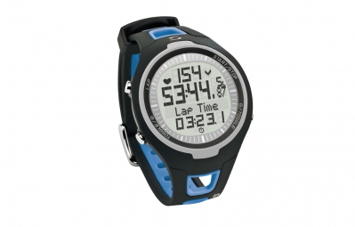 sigma montre cardio pc 15 11 bleu