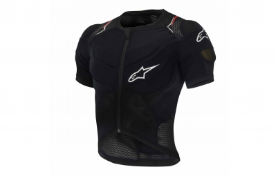 alpinestars veste protection integrale evolution noir