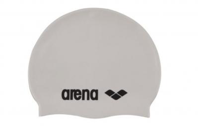 arena bonnet classic blanc noir