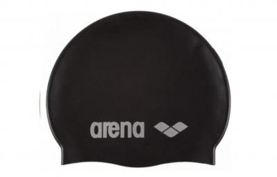 arena bonnet classic noir argent