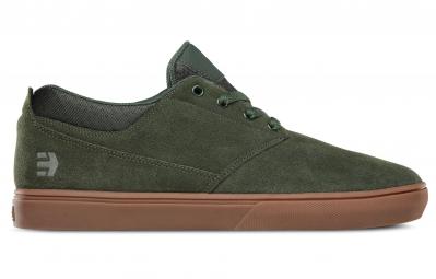 paire de chaussures bmx etnies jameson mt vert