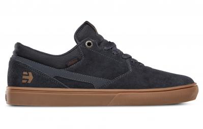 paire de chaussures bmx etnies rap cl bleu marine
