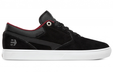 paire de chaussures bmx etnies rap cl noir blanc rouge