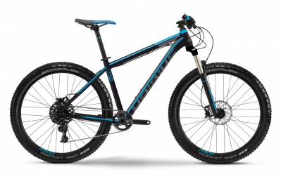 haibike 2016 velo complet 27 5 edition 7 50 plus noir bleu
