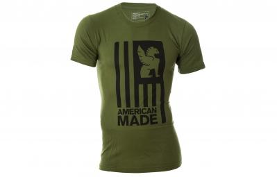 chrome t shirt american made kaki