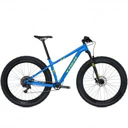 trek 2016 velo complet fat bike farley 9 matte waterloo blue