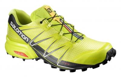salomon speedcross pro noir jaune