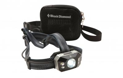 black diamond lampe frontale icon polar noir