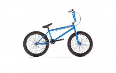 volume bmx complet district bleu