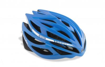 casque spiuk nexion bleu taille 53 61cm
