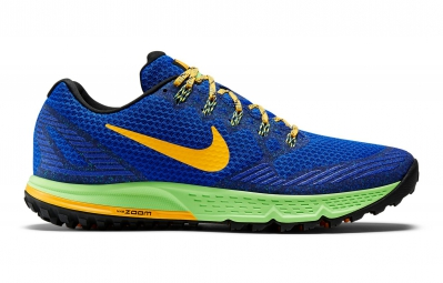 nike air zoom wildhorse 3 bleu
