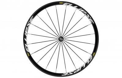 mavic 2016 roue avant piste ellipse
