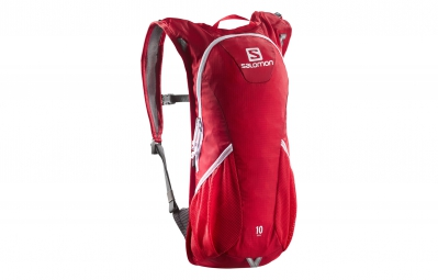 salomon sac a dos trail 10 rouge