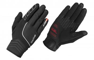 gripgrab gants hurricane noir