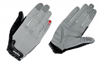 gripgrab gants femme shark woman gris