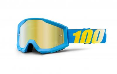 100 masque strata bleu ecran jaune iridium
