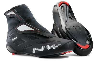 paire de chaussures northwave fahrenheit 2 gtx black