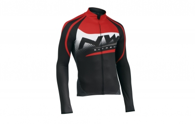 northwave veste extreme graphic noir rouge
