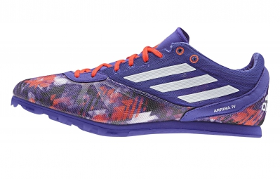 adidas chaussures arriba 4 homme violet blanc