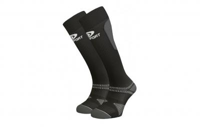 bv sport chausettes recuperation recovery sl noir